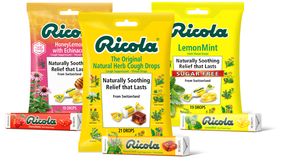 Ricola Products