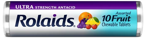 Rolaids products