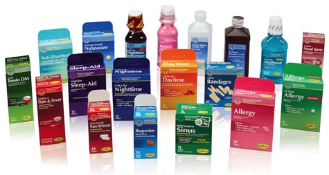 Lil' Drug Store Value Line Products