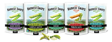 Harvest Snaps Lineup of Products